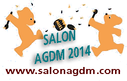 salon AGDM 2013 logo
